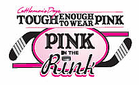 Pink In The Rink Women's Hockey Tournament