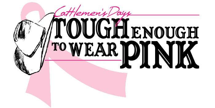 Gunnison Tough Enough to Wear Pink
