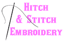 Hitch and Stitch Embroidery