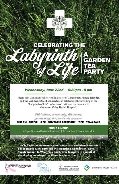 Wellness Event Labyrinth of Life 2016
