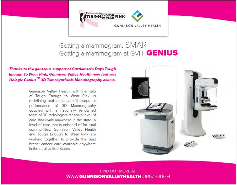 Mammogram SMART