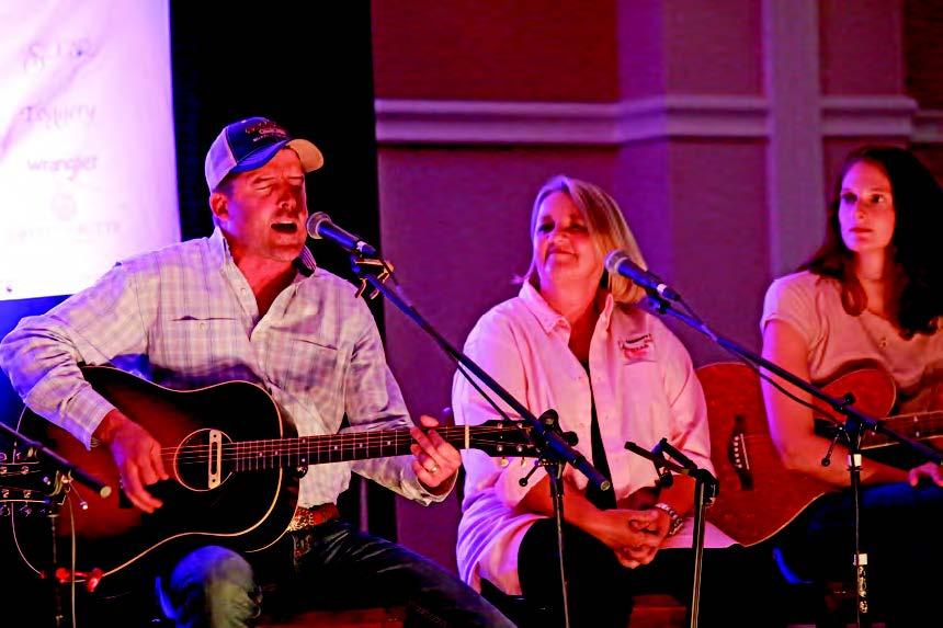 Songwriters Raise Money