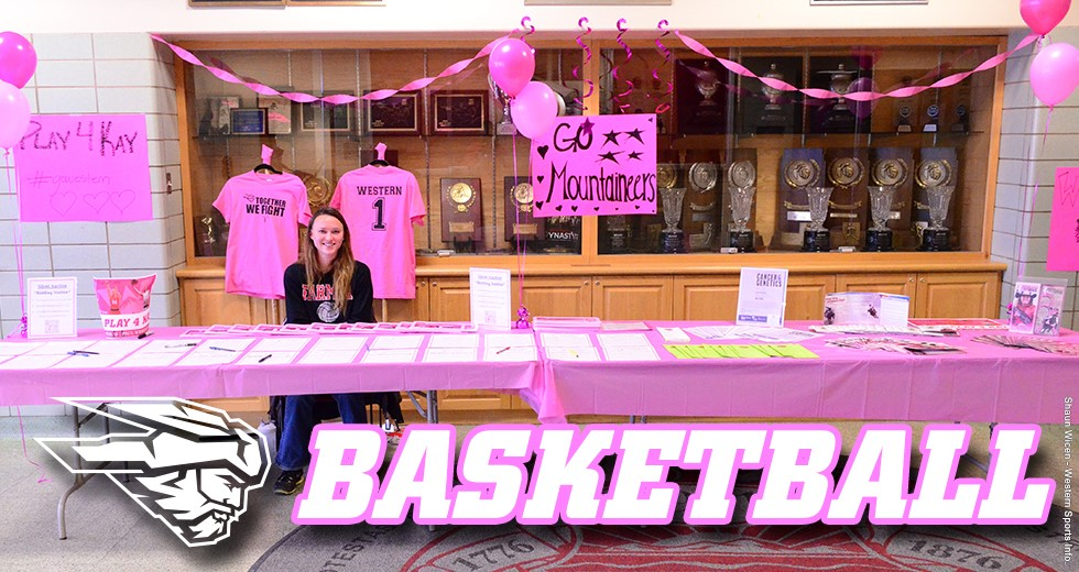 WSCU Women's Basketball Raise Money for Cancer Awareness