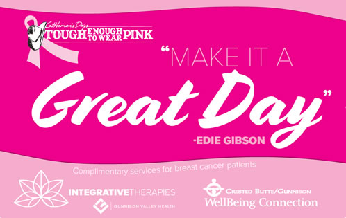 Make it a Great Day! Edie Gibson Program with Cattlemen's Days TETWP
