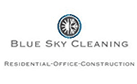 Mark Out Blue Sky CleaningLogo