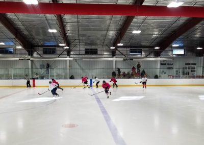 2018 TETWP Pink in the Rink Women's Hockey Tournament , Gunnison, CO 20181021_085443 (Small)