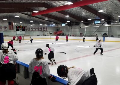 2018 TETWP Pink in the Rink Women's Hockey Tournament , Gunnison, CO 20181021_085449 (Small)