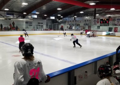 2018 TETWP Pink in the Rink Women's Hockey Tournament , Gunnison, CO 20181021_085505 (Small)