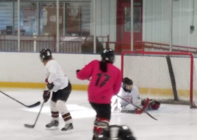 2018 TETWP Pink in the Rink Women's Hockey Tournament , Gunnison, CO 20181021_085525 (Small)