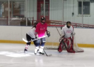 2018 TETWP Pink in the Rink Women's Hockey Tournament , Gunnison, CO 20181021_085530 (Small)