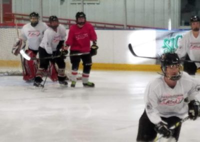 2018 TETWP Pink in the Rink Women's Hockey Tournament , Gunnison, CO 20181021_085533 (Small)