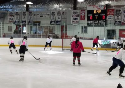 2018 TETWP Pink in the Rink Women's Hockey Tournament , Gunnison, CO 20181021_085540 (Small)