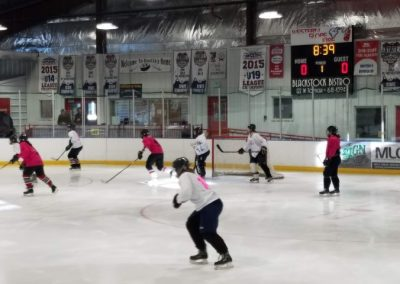 2018 TETWP Pink in the Rink Women's Hockey Tournament , Gunnison, CO 20181021_085543 (Small)