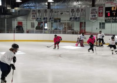 2018 TETWP Pink in the Rink Women's Hockey Tournament , Gunnison, CO 20181021_085555 (Small)