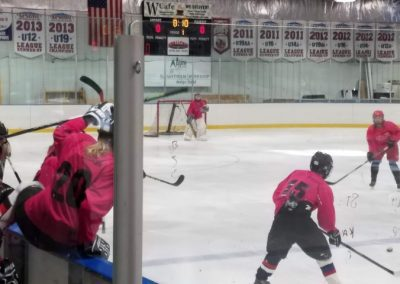 2018 TETWP Pink in the Rink Women's Hockey Tournament , Gunnison, CO 20181021_085611 (Small)