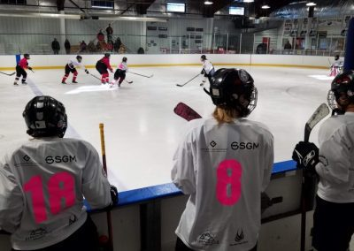 2018 TETWP Pink in the Rink Women's Hockey Tournament , Gunnison, CO 20181021_085628 (Small)