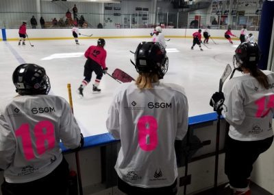 2018 TETWP Pink in the Rink Women's Hockey Tournament , Gunnison, CO 20181021_085631 (Small)
