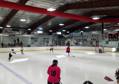 2018 TETWP Pink in the Rink Women's Hockey Tournament , Gunnison, CO 20181021_085640 (Small)