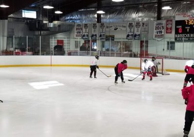 2018 TETWP Pink in the Rink Women's Hockey Tournament , Gunnison, CO 20181021_085717 (Small)