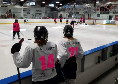 2018 TETWP Pink in the Rink Women's Hockey Tournament , Gunnison, CO 20181021_085732 (Small)