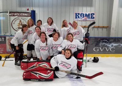 2018 TETWP Pink in the Rink Women's Hockey Tournament , Gunnison, CO 20181021_094509 (Small)