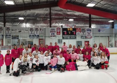 2018 TETWP Pink in the Rink Women's Hockey Tournament , Gunnison, CO 20181021_100101 (Small)