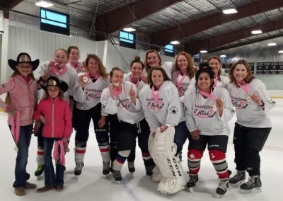 2018 TETWP Pink in the Rink Women's Hockey Tournament , Gunnison, CO 20181021_155704 (Small)