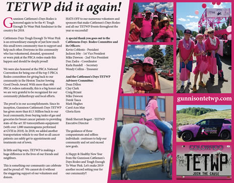 TETWP Did It Again PDF