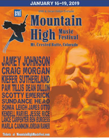 Mountain High Music Festival 2019