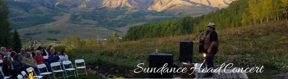 Sundance Head Concert