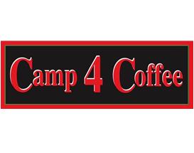 Camp 4 Coffee Logo