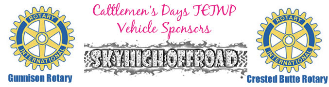 TETWP Vehicle Sponsors