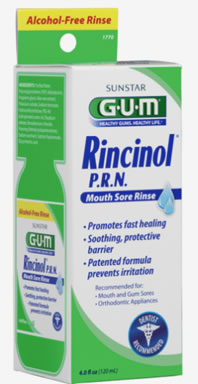 Team Smile GUM Rincinol