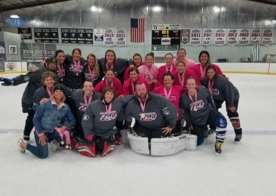 Cattlemen's Days TETWP Pink in the Rink