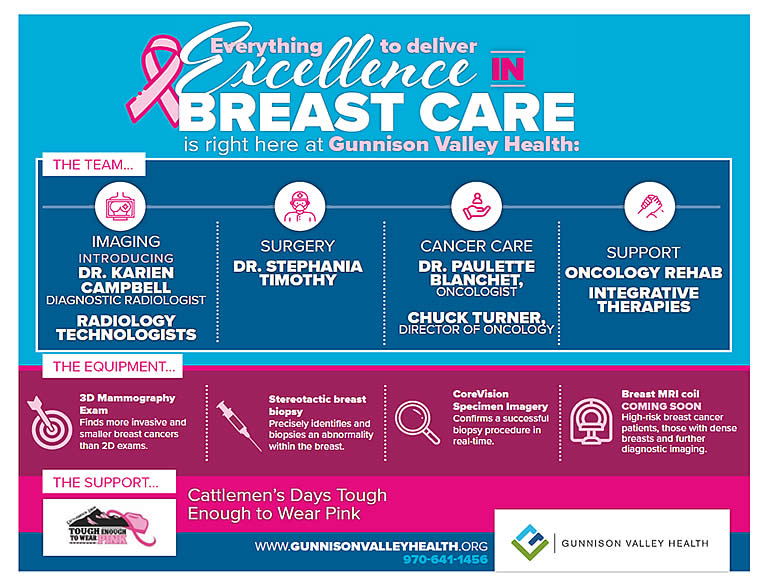 Excellence In Breast Care GVH