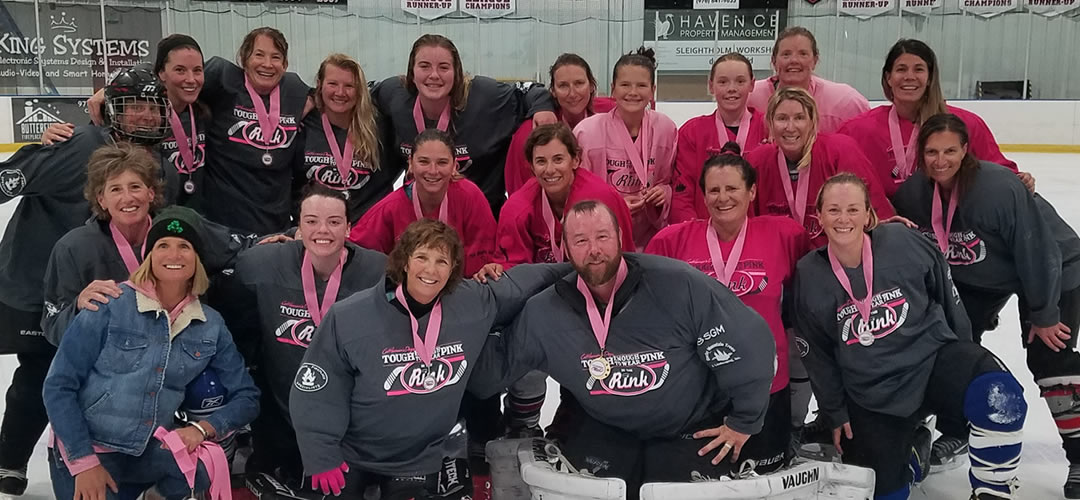 TETWP Pink in the Rink 2019