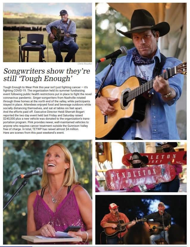 Cattlemen's Days TETWP Songwriter Shuffle