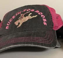Hat Buckin For Boobs