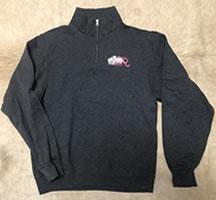 Heavy 1-4 Zip Sweater