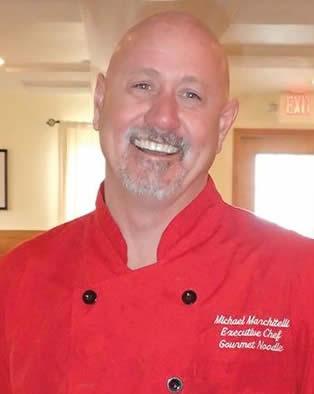 Michael Marchitelli Gourmet Noodle