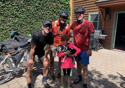 Great Divide Bikers Whitefish MT